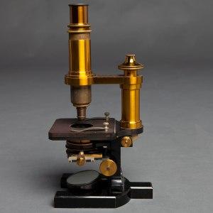 antique microscope 2
