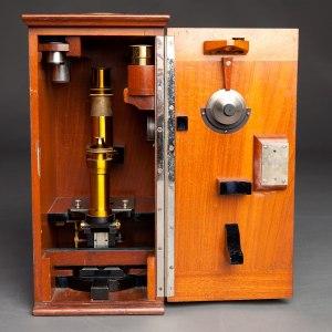 antique microscope 9