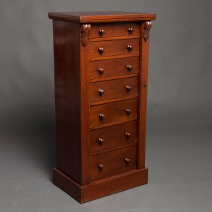 Antique wellington chest 1
