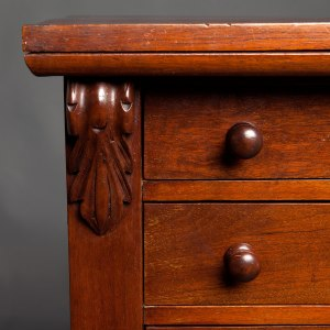 Antique wellington chest 2