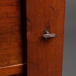Antique wellington chest 3