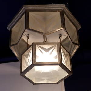 ART DECO LAMP 1
