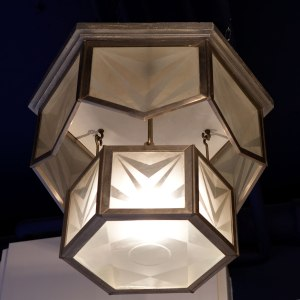 ART DECO LAMP 3
