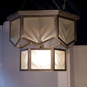 ART DECO LAMP 4