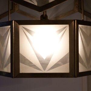 ART DECO LAMP 7