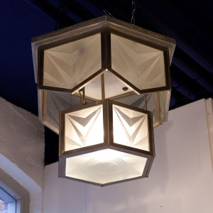 ART DECO LAMP 8