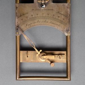 Antique hygrometer 2