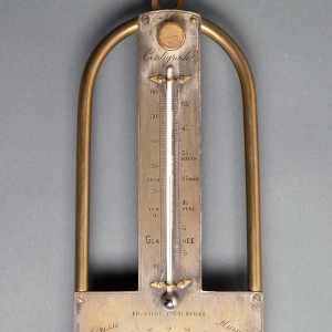 Antique hygrometer 3