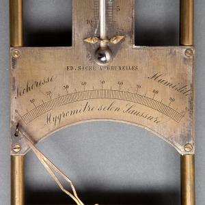 Antique hygrometer 4