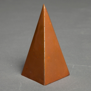 Brass geometrical solids 1