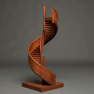 antique-apprentice-spiral-staircase-architects-model-1b