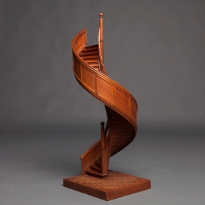 antique-apprentice-spiral-staircase-architects-model-1f